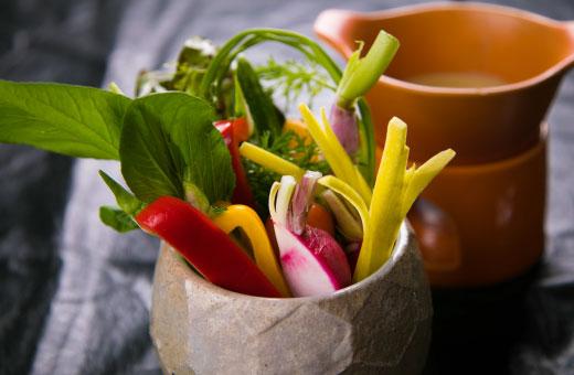 太陽と水の恵み 壱岐の野菜