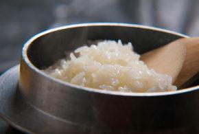 白ご飯(ひのひかり)