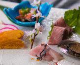 ◆鉄板焼き◆『壱岐牛ヒレ』『のどぐろ』『アワビ』豪華食材がたっぷり。ライブ調理で愉しむ至福のひと時